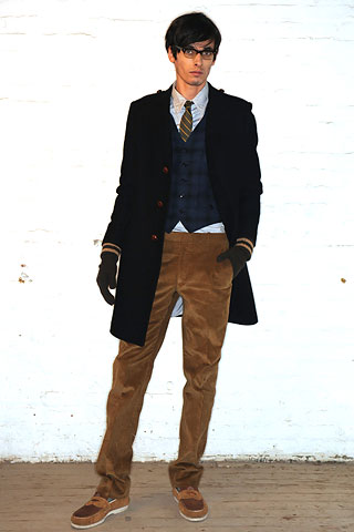 Band of Outsiders2008秋冬男装周