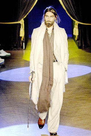 Emanuel Ungaro2008秋冬男装周