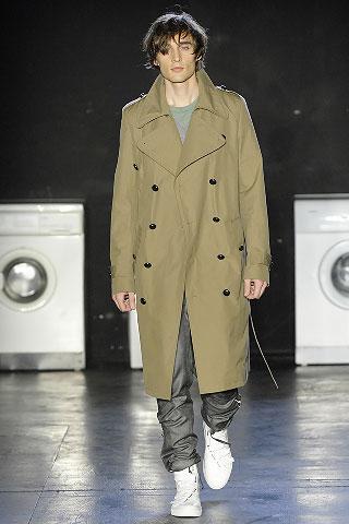 Kris Van Assche2008秋冬男装周