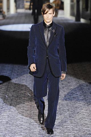 Roberto Cavalli2008米兰秋冬男装周