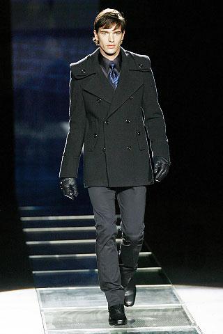 Versace2008米兰秋冬男装周