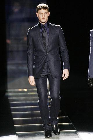 Versace2008秋冬男装周