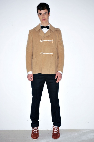 Band of Outsiders2009秋冬男装周