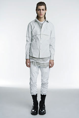 Helmut Lang2009秋冬男装周