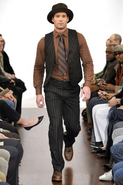John Bartlett2009秋冬男装周