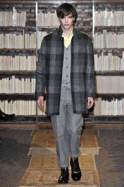 Loden Dager2009纽约秋冬男装周