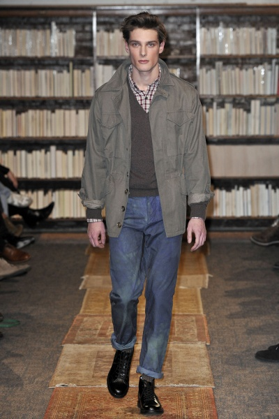 Loden Dager2009秋冬男装周