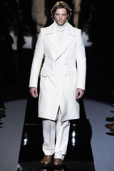 Versace2009米兰秋冬男装周