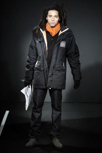 Agnès b.2010巴黎秋冬男装周