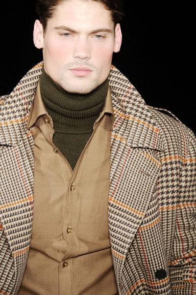 John Bartlett2010秋冬男装周