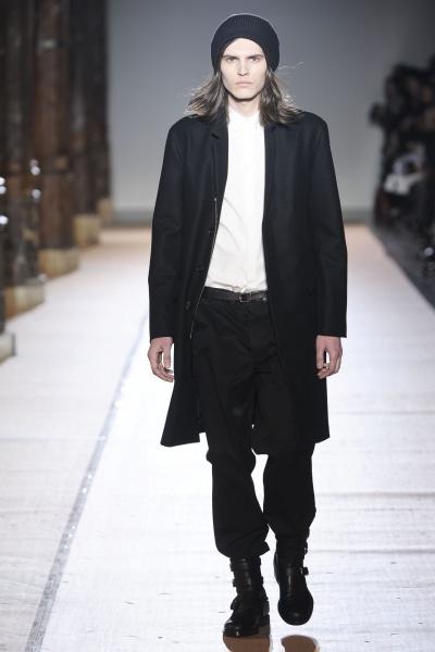 Kris Van Assche2010巴黎秋冬男装周