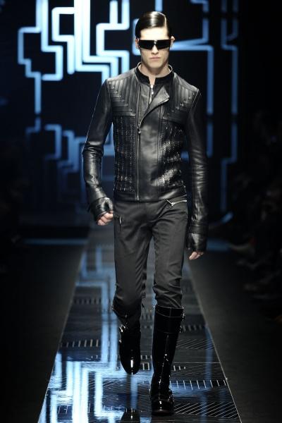 Versace2010米兰秋冬男装周