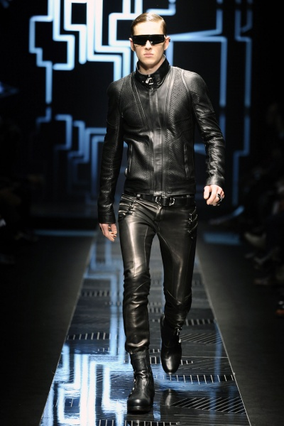 Versace2010秋冬男装周