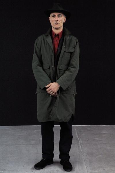Adam Kimmel2011秋冬男装周