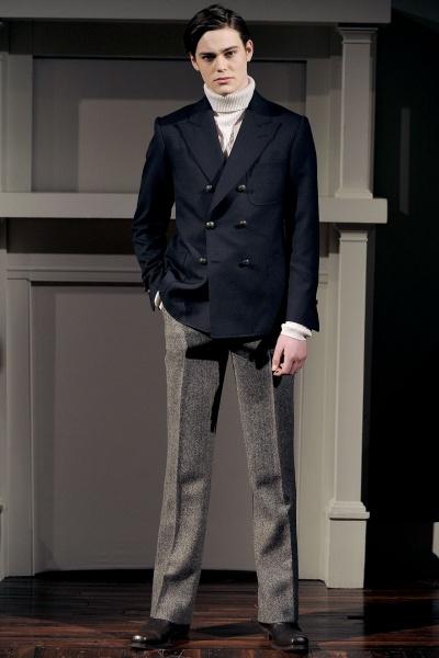 Billy Reid 2011纽约秋冬男装周