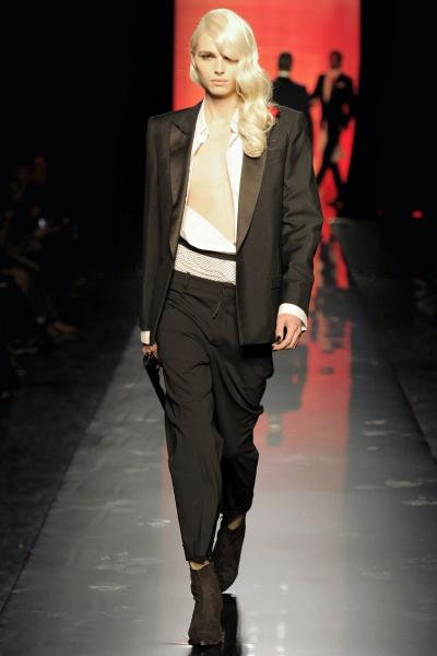 Jean Paul Gaultier2011秋冬男装周