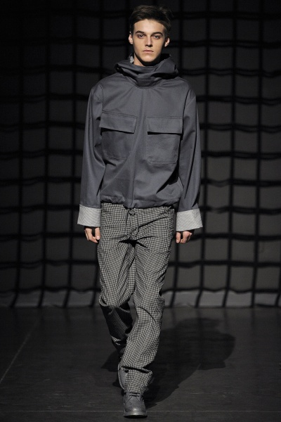 Loden Dager2011秋冬男装周