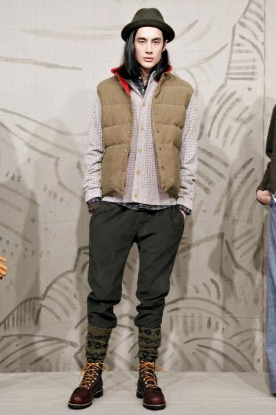 Steven Alan2011秋冬男装周