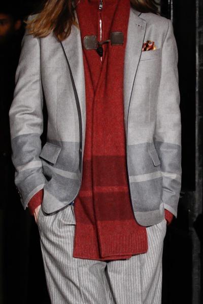 Tommy Hilfiger2011秋冬男装周