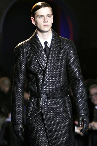 Versace2011秋冬男装周