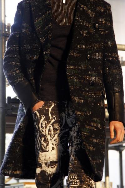 Jean Paul Gaultier2012秋冬男装周
