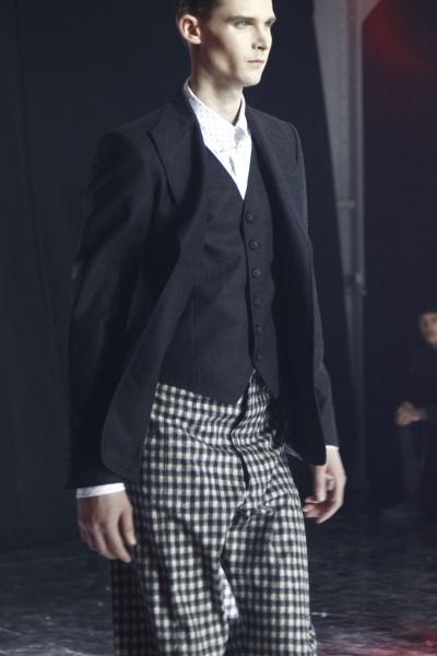 John Galliano2012秋冬男装周