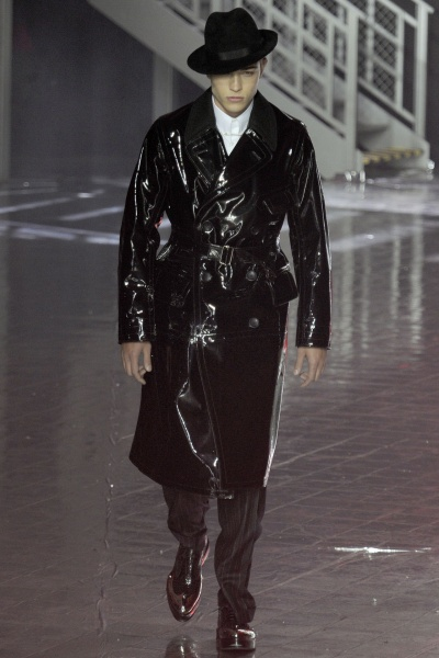 John Galliano2012巴黎秋冬男装周