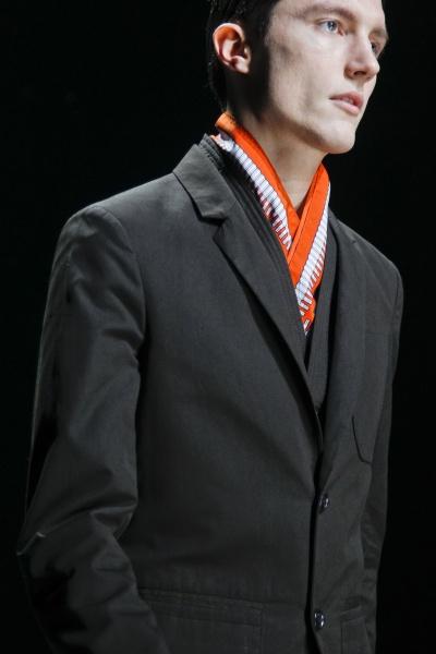 Kris Van Assche2012秋冬男装周