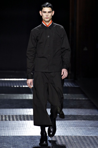 Kris Van Assche2012巴黎秋冬男装周