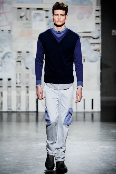 Loden Dager2012秋冬男装周