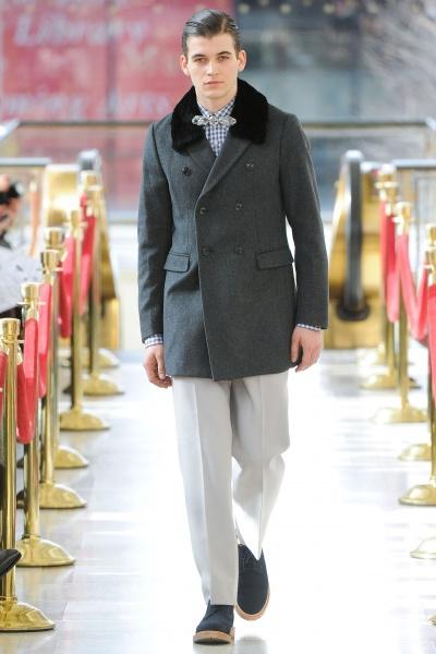 Marlon Gobel2012秋冬男装周