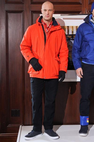 Nautica2012纽约秋冬男装周