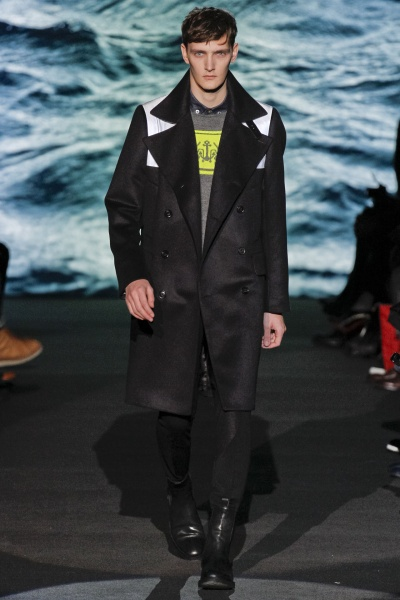 Paul Smith2012巴黎秋冬男装周