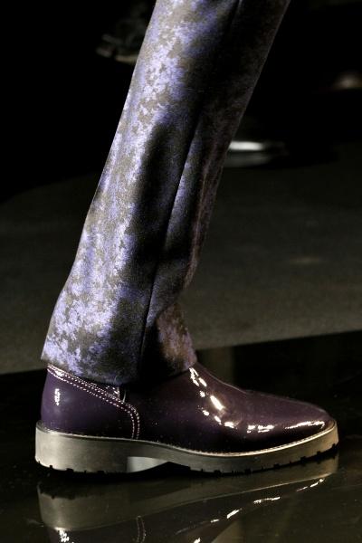 Versace2012秋冬男装周