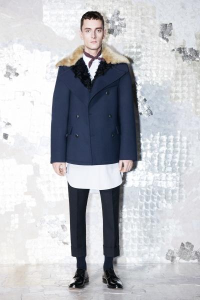 Acne2013秋冬男装周