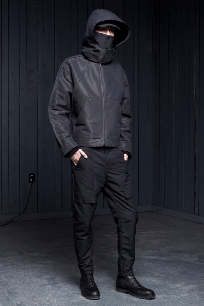 Alexander Wang2013巴黎秋冬男装周