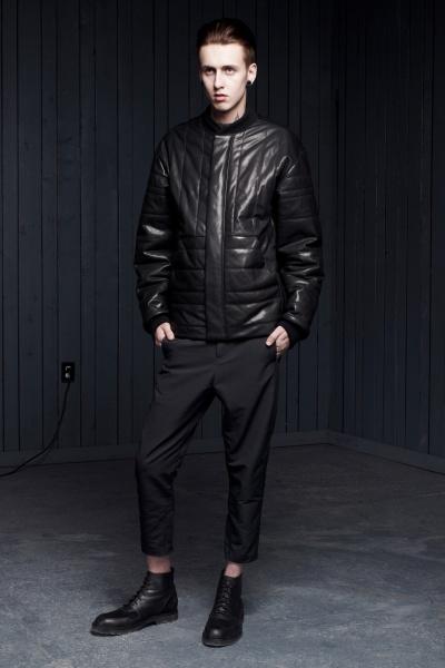 Alexander Wang2013秋冬男装周