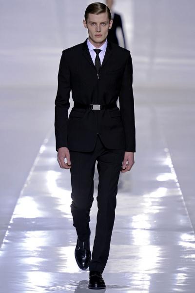 Dior Homme2013巴黎秋冬男装周