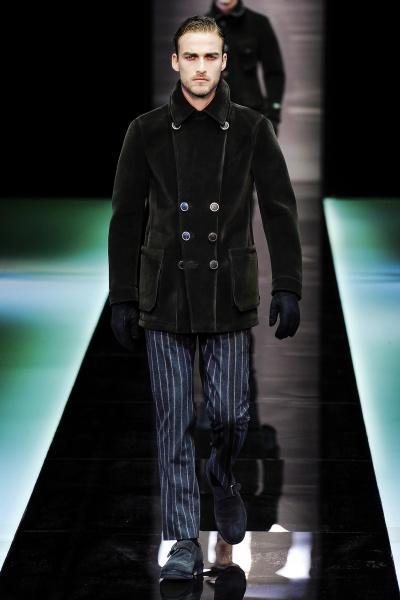 Giorgio Armani2013米兰秋冬男装周