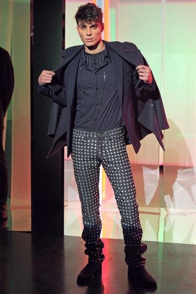 Jean Paul Gaultier2013秋冬男装周