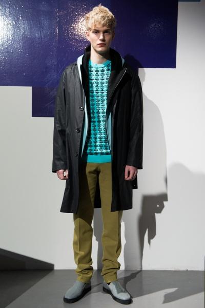 Jonathan Saunders2013秋冬男装周