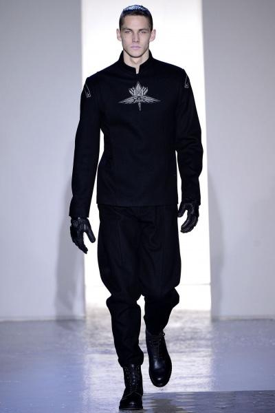 Mugler2013巴黎秋冬男装周