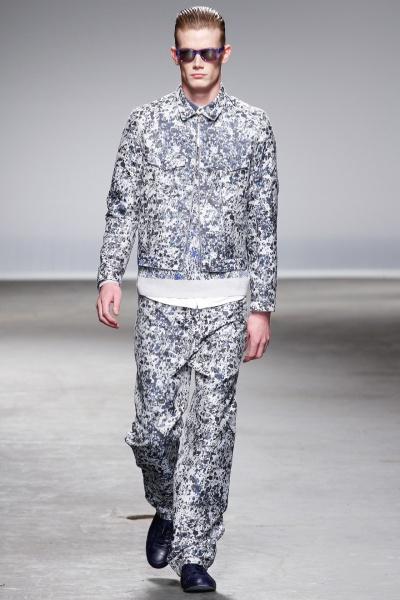 Richard Nicoll2013秋冬男装周