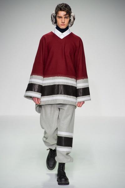 Shaun Samson2013秋冬男装周