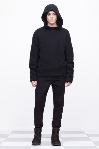 T by Alexander Wang2013秋冬男装周