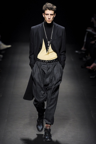 Vivienne Westwood2013米兰秋冬男装周