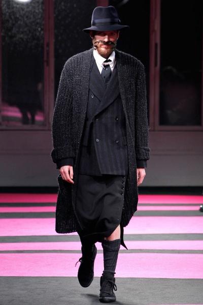 Yohji Yamamoto2013秋冬