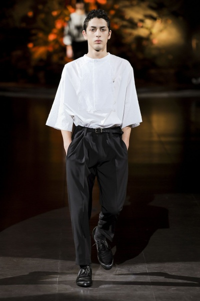 Dolce & Gabbana2013米兰秋冬男装周