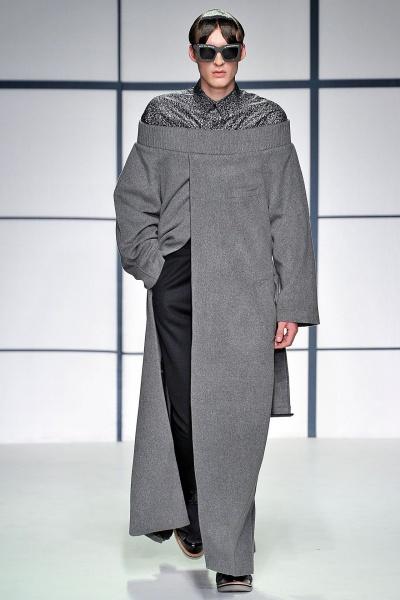 Xander Zhou2013秋冬男装周