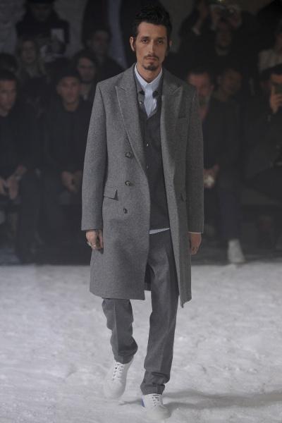 Ami2014巴黎秋冬男装周